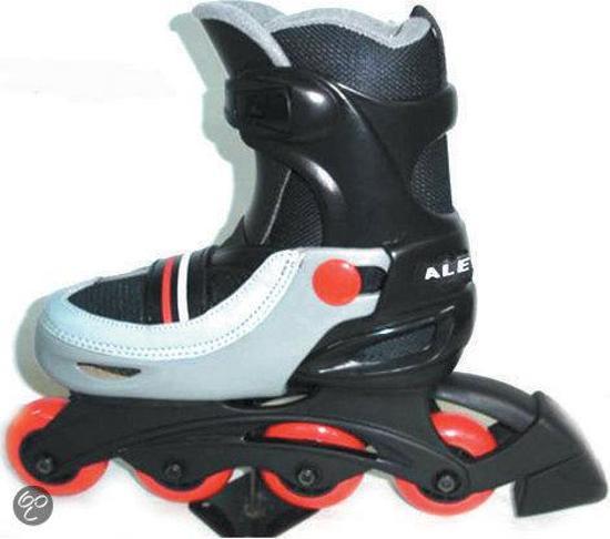49e94945088 bol.com   Zwarte Inline Skates Maat 29-32