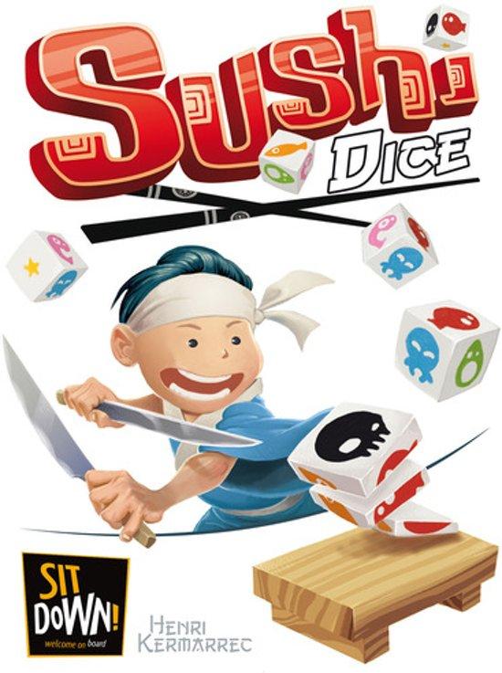 Afbeelding van het spel Sushi Dice