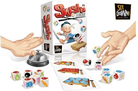Thumbnail van een extra afbeelding van het spel Sushi Dice