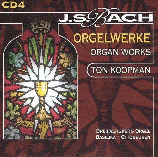 Bach: Organ Works, Disc 4