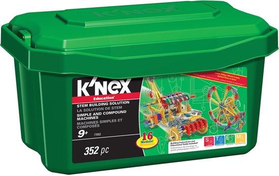 K'NEX Education Simple and Compound Machines - Bouwset