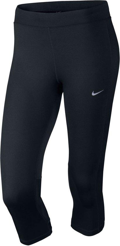 b37d8314ddd bol.com | Nike DF Essential - Hardloopbroek - Dames - Zwart - Maat S