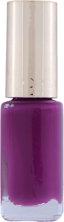 L'Oréal Paris Color Riche Le Vernis 133 Clichy nagellak Paars
