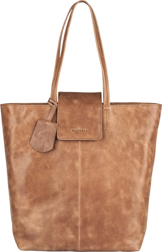 BURKELY by bol.com Shopper Mia - Shopper - Licht Bruin