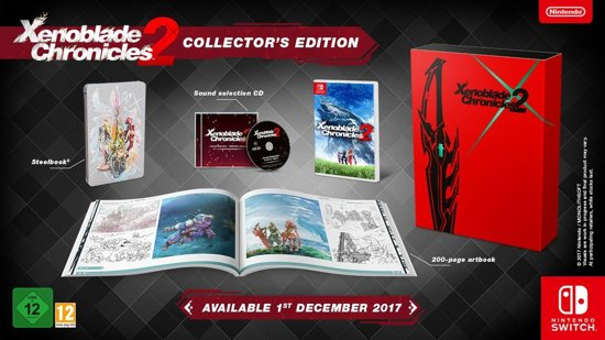 Xenoblade Chronicles 2 - Collector's Edition Switch