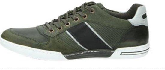 Sneakers 42 Heren Cell Borg Maat Donkergroen Linh Björn 5t07fqxnE