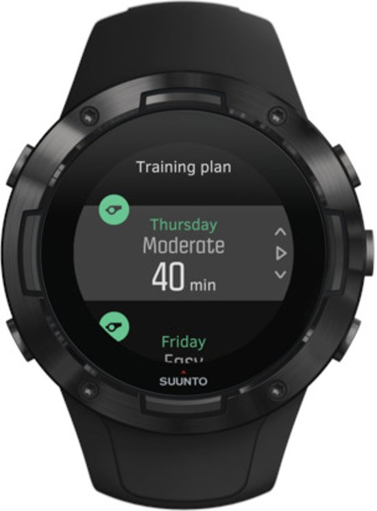 Suunto 5 - Multisporthorloge met GPS - All Black