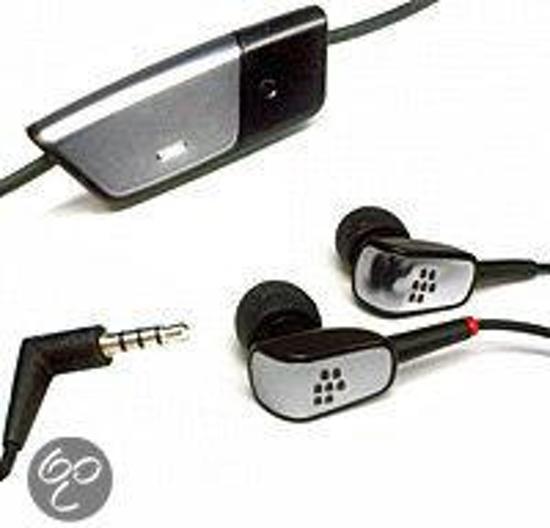 BlackBerry In-Ear Stereo Headset HDW-15766-005