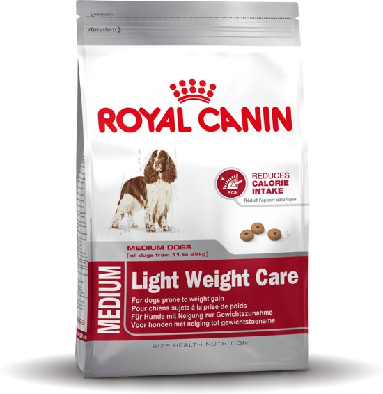 Royal Canin Medium Light Weight Care - Hondenvoer - 13 kg