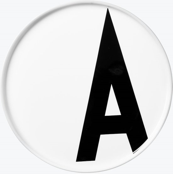 Design Letters bord D20cm A