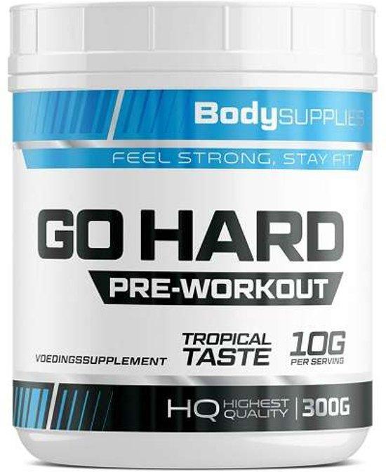 Go Hard Pre