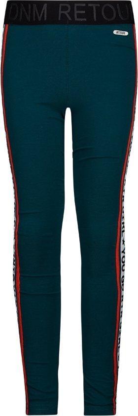 Retour Jeans Meisjes Legging - Dark Indigo Blue - Maat 116
