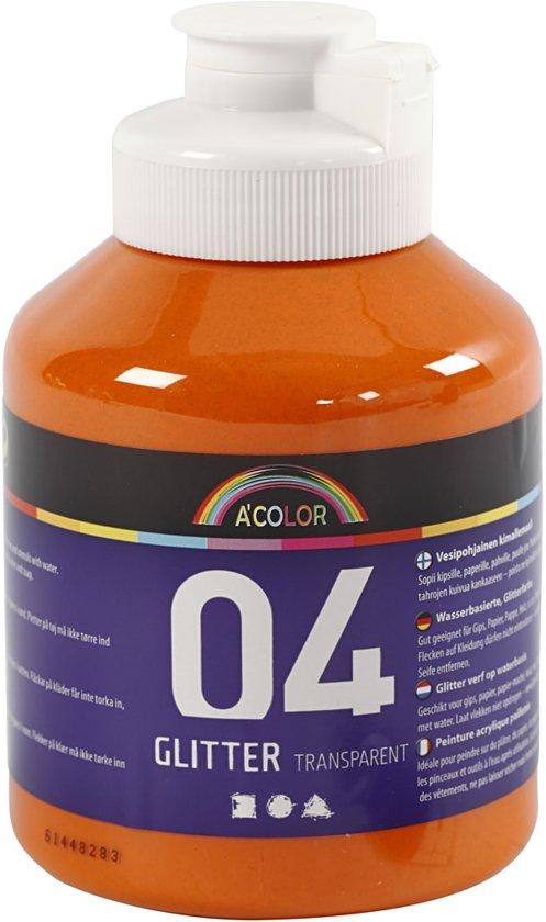 A-Color acrylverf, 500 ml, oranje