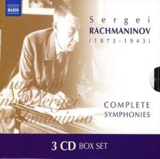 Rachmaninov: Complete Symph.