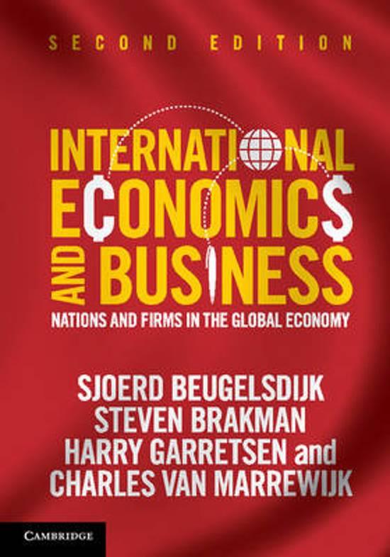 International Business and Management OR International Business & Economics?