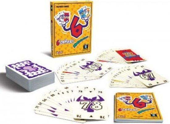 Afbeelding van het spel 6 Takes carton