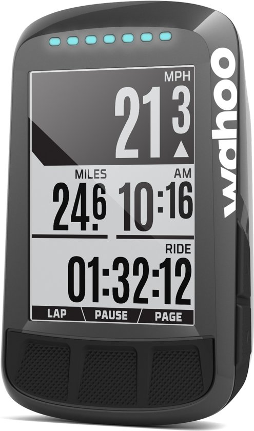 Wahoo ELEMNT Bolt - Fietscomputer - GPS