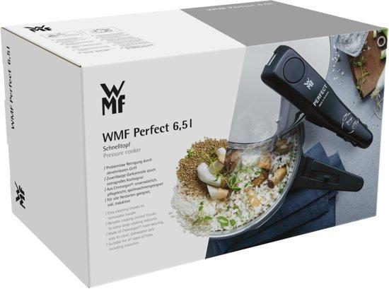 WMF Perfect Snelkookpan 6,5 L