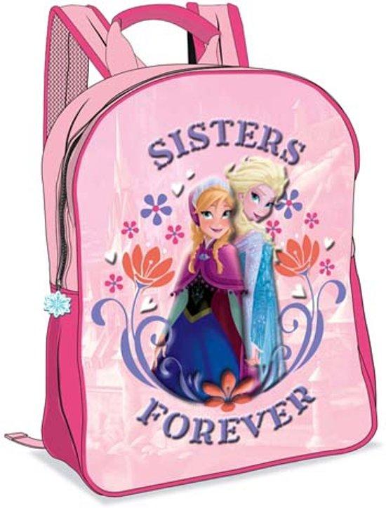 2f5c464e332 bol.com | Disney Frozen Eva Junior Rugzak - Kinderen - Roze