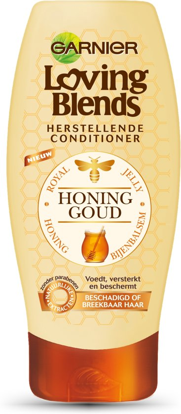 Garnier Loving Blends Honinggoud Conditioner - 200 ml