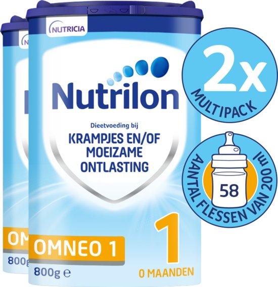 Nutrilon Omneo 1 - 2 x 800 gram