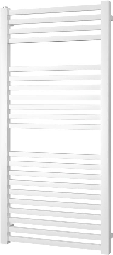 Plieger Roma designradiator – 1255x600 mm – 675 Watt – Wit