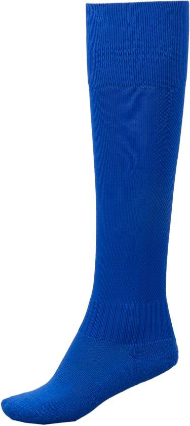 JAKO Uni 2.0 - Voetbalsokken - Unisex - 35-38 - Blauw