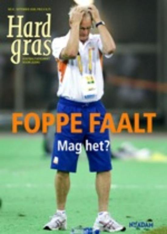 Cover van het boek 'Hard gras / 61' van Henk Spaan en Hugo Borst