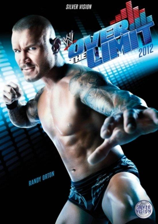 Cover van de film 'WWE - Over The Limit 2012'