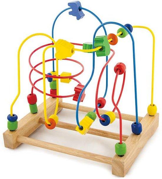 Afbeelding van Vigatoys Kralenframe Groot speelgoed