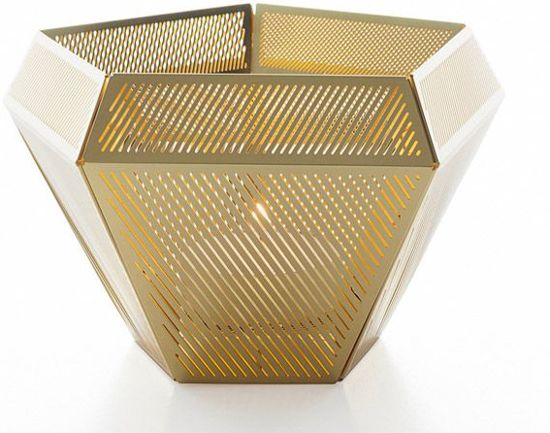 Tom Dixon Cell theelicht messing
