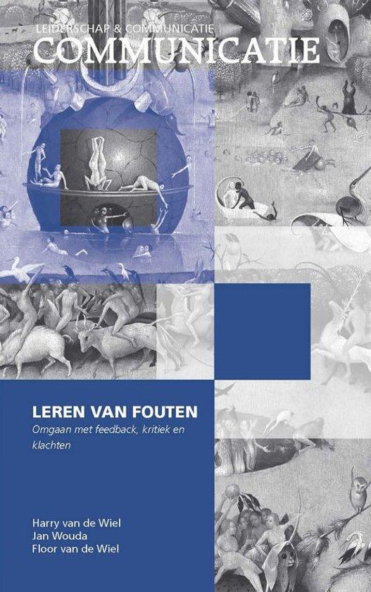 Bolcom Leren Van Fouten Harry Van Der Wiel