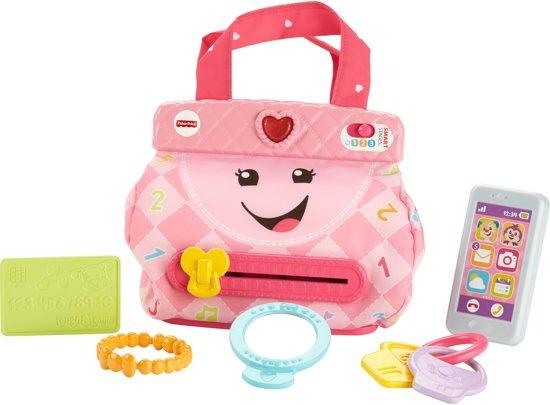 Afbeelding van Fisher Price Leerplezier Mijn Eerste Tasje speelgoed