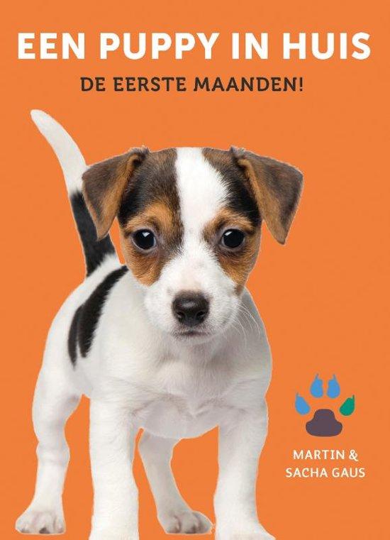 Boek cover Een puppy in huis van Martin Gaus (Paperback)