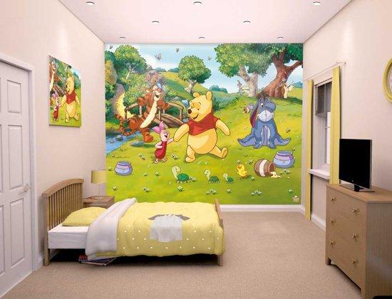 Walltastic Behang Walltastic Posterbehang Disney Winnie the Pooh
