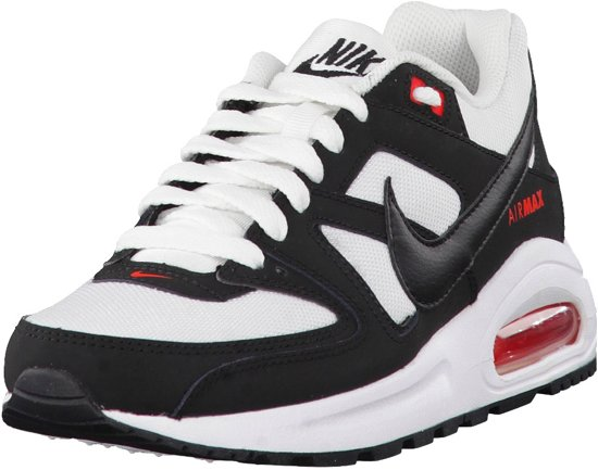 Nike Meisjes Sneakers Air Max Command Flex (gs) Wit Maat 37,5
