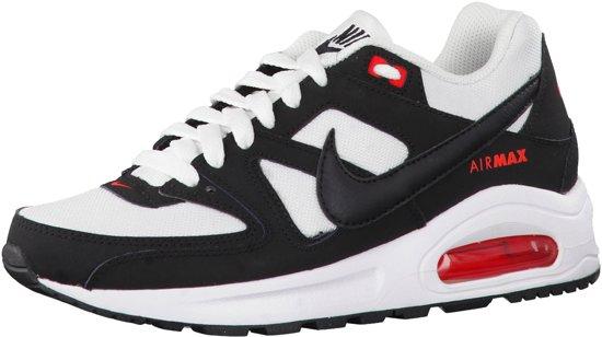 Nike Meisjes Sneakers Air Max Command Flex (gs) Wit Maat 37,5
