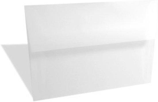 Doorzichtige Perkament Enveloppen 16.5x12.1cm (50 Stuks) [E310]