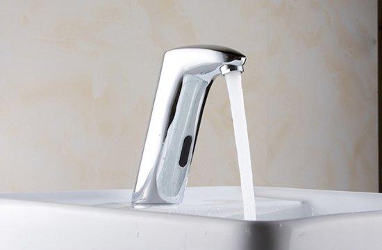 Kraan Met Sensor.Bol Com Excellent Wellness Design Badkamermeubel Sensor
