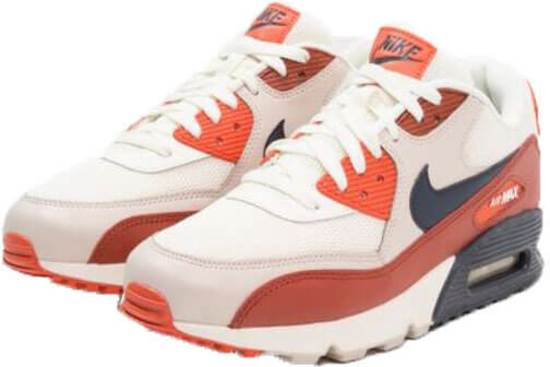 | Nike Air Max 90 Essential Sneakers Heren wit