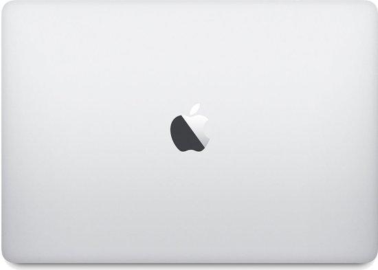 "Apple MacBook Pro 13"" Touch Bar (2019) MV9A2N/A Zilver"