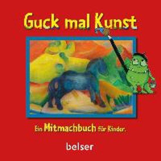 bol.com | Guck mal Kunst, Hille Astrid | 9783763026944 | Boeken