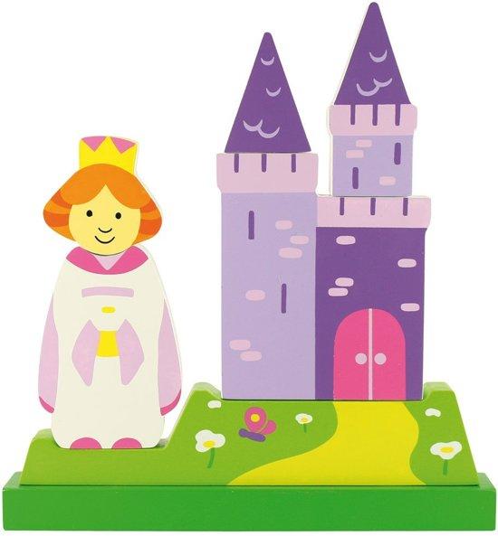 Bigjigs - Puzzel - Prinsessen - Verticaal/magnetisch