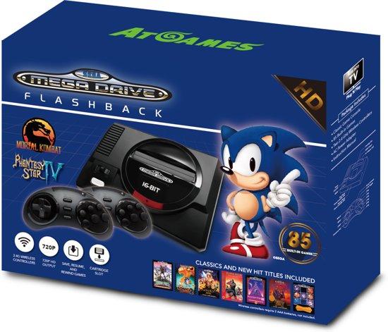 Afbeelding van Sega Mega Drive Flashback Wireless Mini HD Console