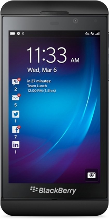 BlackBerry Z10 - Zwart