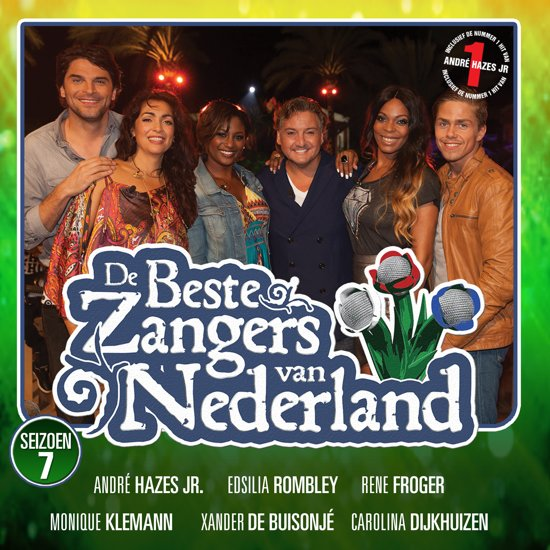 De Beste Zangers van Nederland - Seizoen 7