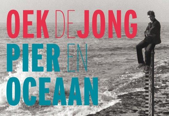 Boek cover Pier en oceaan - dwarsligger (compact formaat) van Oek de Jong (Onbekend)