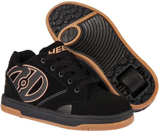 Chaussures À Roulettes Heelys Uptown Noir - Chaussures De Sport - Enfants - Taille 35 - Noir / Gris dl3dyjAXPF
