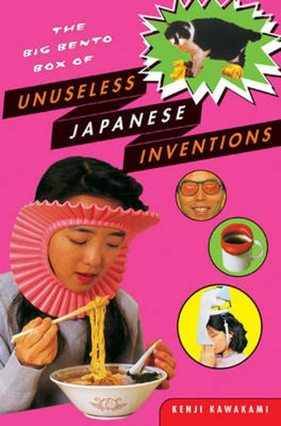 Boek cover The Big Bento Box of Unuseless Japanese Inventions van Kenji Kawakami (Paperback)