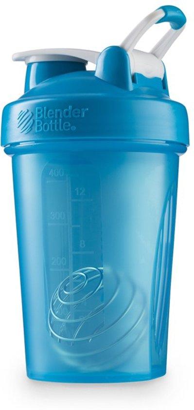 Blender Bottle Small - Classic met oog - FC - Aqua - Eiwitshaker / Bidon - 590 ml in Boerenhol